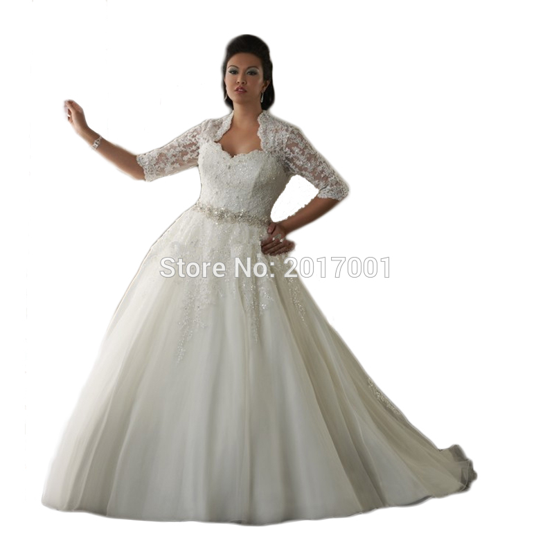 Wedding Dresses For Fat Brides 58