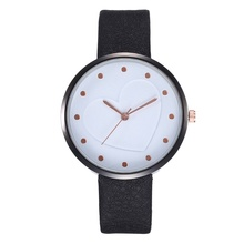 Women's Watch Fashion Alloy Minimalist Simple Leather Belt Quartz Analog Watch Luxury Ladies Casual Dress Clock