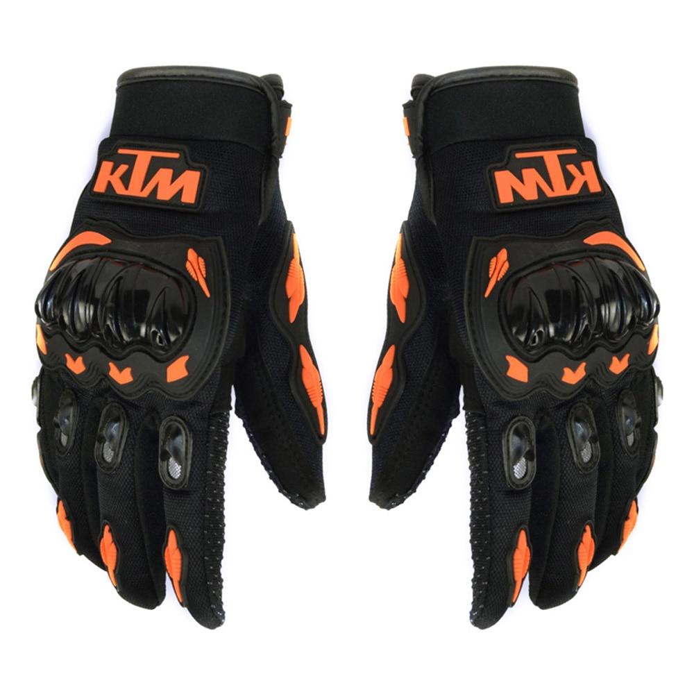Motocross Motorrad Handschuhe Guantes Motocicleta Radfahren Mountainbike KTM Dirt Bike handschuhe Anzug für Alle Jahreszeiten