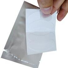 薄型ジェルまつげパッチ柔軟な 300 ペア/ロット糸くずゲル特別なパッチコラーゲンヒアルロンアイパッドジェルなし敏感
