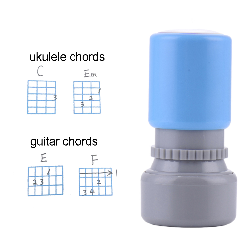 Guitar Chords Ukulele Chords Stamp Accessories Classic Guitar Chords