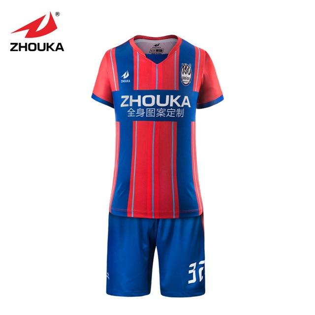 c595d7e2e70 Orange sport t shirt design your football jersey kid custom football  jerseys Soccer Uniforms Customize Football