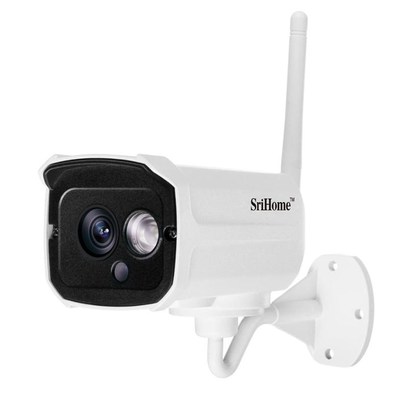 Sricam SH024 3.0MP Wireless IP Camera Smart Outdoor Waterproof Surveillance Camera HD ONVIF Bullet Wifi Camera Motion Detection