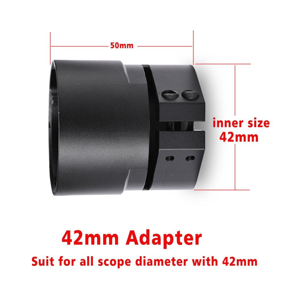 PARD-NV007-Num-rique-vision-nocturne-Adaptateur-Sleave-42-45-48mm-3-taille-ba-onnette-id (2)
