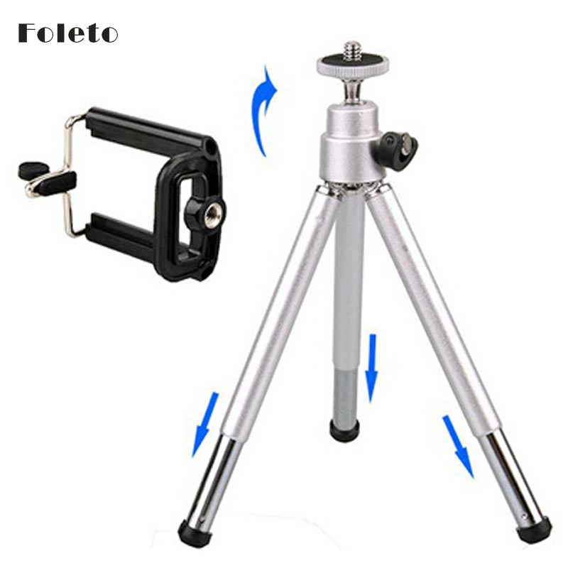 Hot Sale Mini Tripod + Stand Holder for Mobile Cell Phone