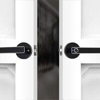 Indoor Fingerprint Door Lock Electronic Security Lock Keyless for Bedroom Office