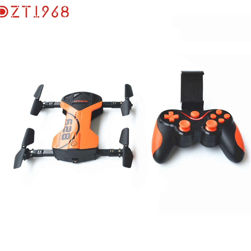 ФОТО DZT1968 Best seller drop ship HOT 2.4G 4CH Altitude Hold HD Camera WIFI FPV RC Quadcopter Drone Selfie Foldable mar731