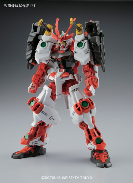 ФОТО Spot seconds kill ten thousand generation of HG BF 007 Astray red fan mang red heresy is as high as the warring states period
