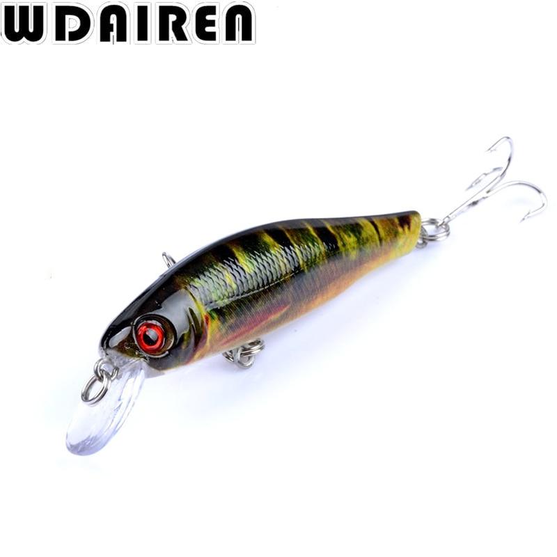 1Pcs Fishing Lure 8.5cm 8.7g Wobbler Minnow Baits Kunstig Japan Hård - Fiskeri - Foto 3