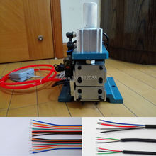 Flat Ribbon Cable Wire Stripping Machine XC3F