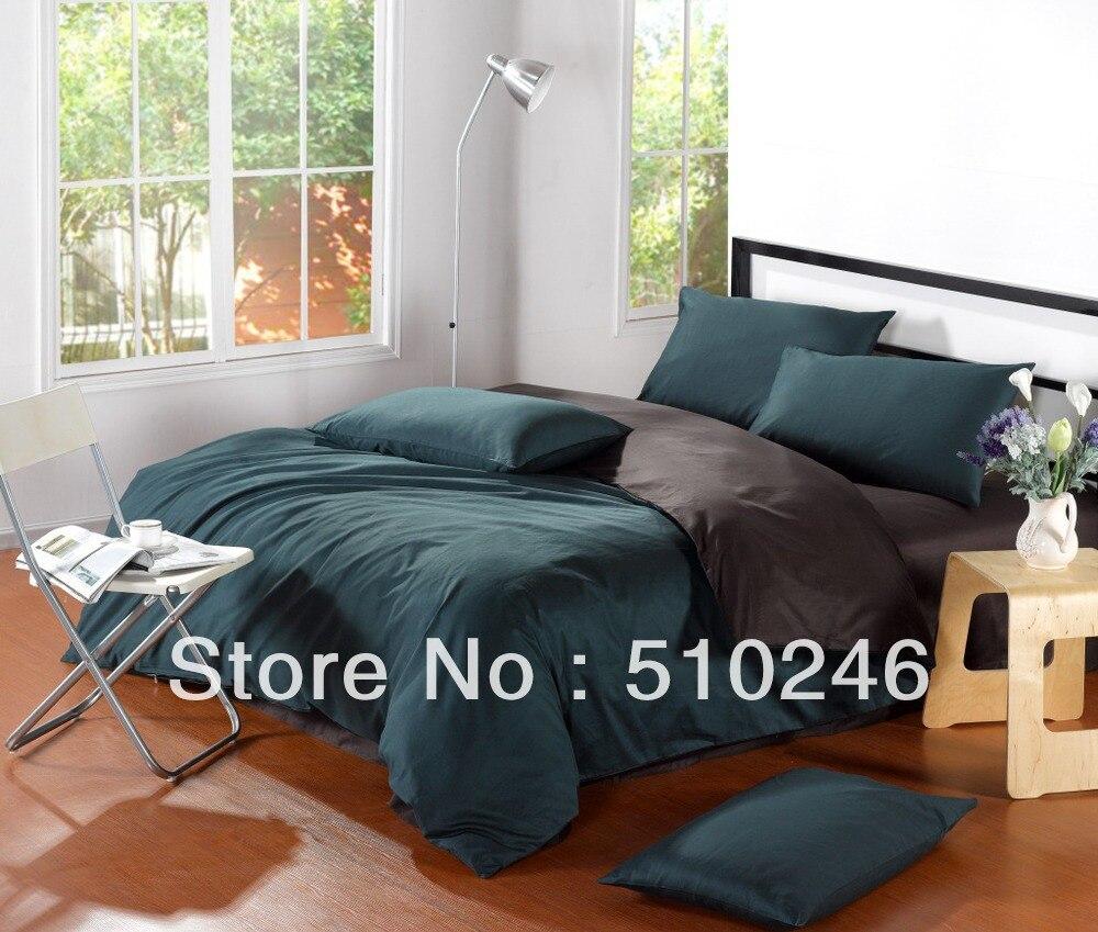 Online kopen Wholesale donkergroen dekbedovertrek uit China ...