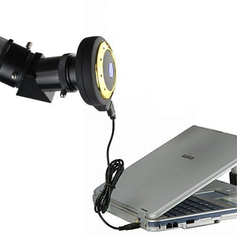 Telescopio Cámara ocular digital Sensor de imagen USB 3.0MP CMOS - - Caza - foto 2