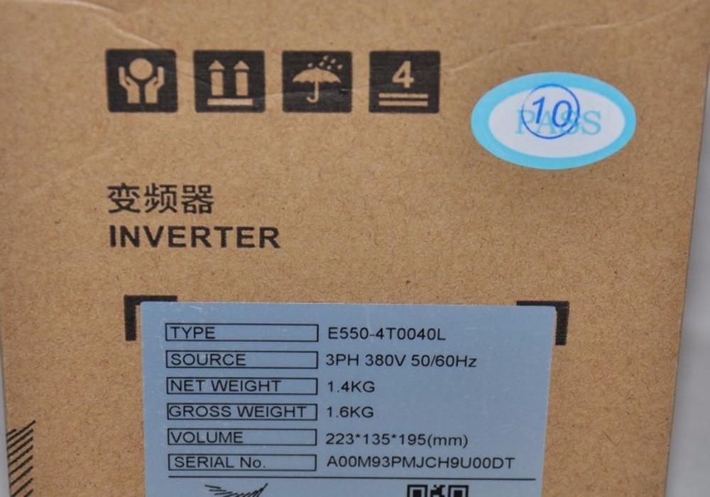 1be7db8b6f SUNFAR 4.0KW 5HP 1000HZ VFD Inverter Frequency converter 3 phase 380v input  3phase 0-380v output 9.5A Engraving spindle motor