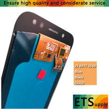100% Good Super Amoled Replacement Compatible For Samsung Galaxy J5 2017 LCD J530 J530F SM-J530 LCD Touch Digitizer Assembly