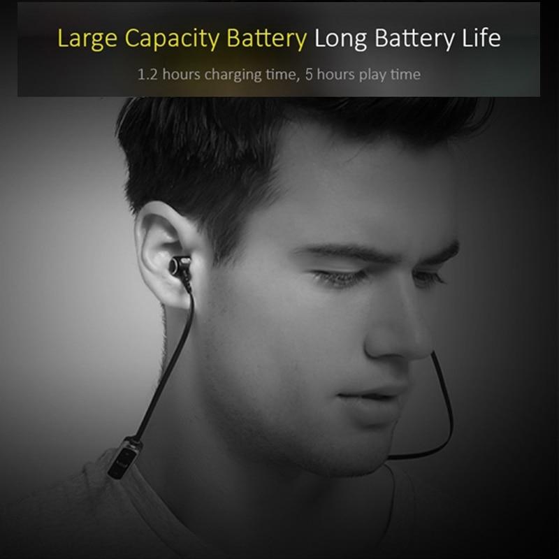 Ubit S8 Spor Kulak Kablosuz Kulaklık Anti-ter Metal Kulaklık - Taşınabilir Ses ve Görüntü - Fotoğraf 3