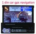Para la cámara trasera GPS Car Stereo Radio Audio Reproductor MP5 Soporte Bluetooth/USB/TF/Aux/touch pantalla En El Tablero de 1 DIN 7 pulgadas