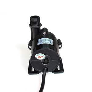 Image 5 - High pressure pump, 1560LPH 15M High Lift, 5 24V DC Submersible Small Water Pump,  brushless DC motor Driven, for Hot Water