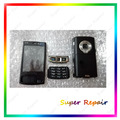 Substituição integral da habitação case + teclados do telefone móvel de varejo para nokia n95 8 gb housing cover cor preta + ferramentas gratuitas grátis
