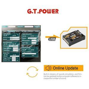 Image 5 - Gt Power Rc Auto Speelgoed Module Geluiden/Licht Gesimuleerde Systeem Voor Road Grader Klimmen Auto Suv Afstandsbediening Vrachtwagen voertuig Diy Deel