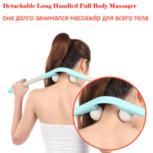 Self Massage Tools Deep Tissue Shiatsu Trigger Points Stiff Neck Back Shoulder Full Body Massagers For Muscles Relax Pain Relief