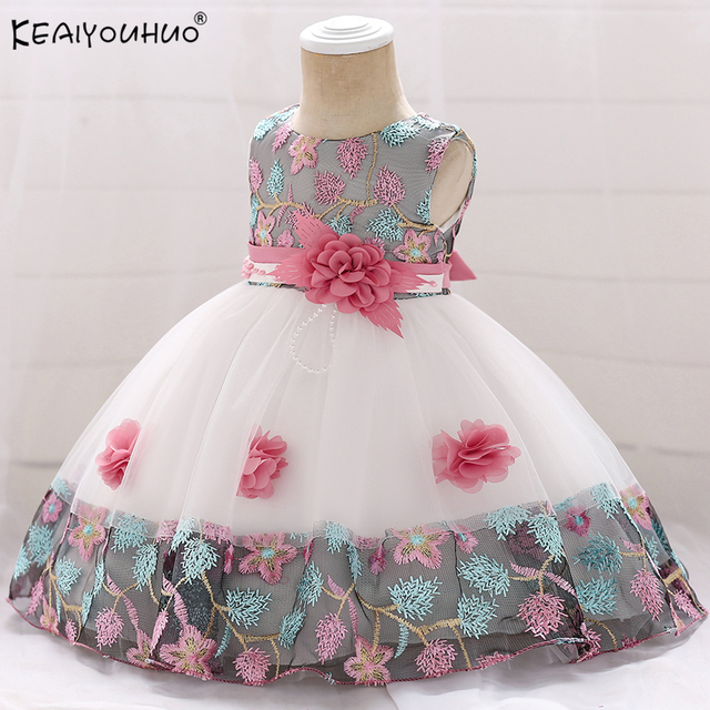17cb3ed11 Vestido Infantil Vestido bebé verano. ropa bebé niña ropa Infantil vestidos  de boda para Niñas
