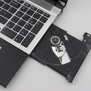 Image 5 - Amoudo 15.6 pouces Intel Core i7 8 go RAM 240 go SSD 1 to HDD DVD RW caméra WIFI Bluetooth ordinateur portable Windows 10 ordinateur portable