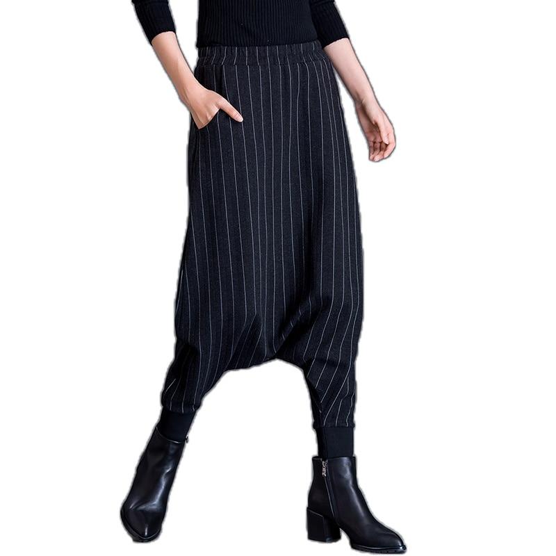 Entrejambe 2018 Dames Casual Pantalon De Harem Nouvelles Lâche 0wdSaUqa