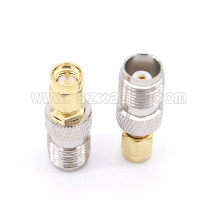 2 PCS SMA Male to N Male Adapter USA Seller