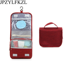 JPZYLFKZL Portable Women bag Travel Cosmetic Bag High-quality Bags Large-capacity Waterproof Organizer