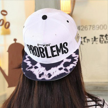 Free shipping Fashion Unisex Mens Womens Snapbacks Hip Hop Hip-hop Hats Letter Embroidery Flat Brim Baseball Caps