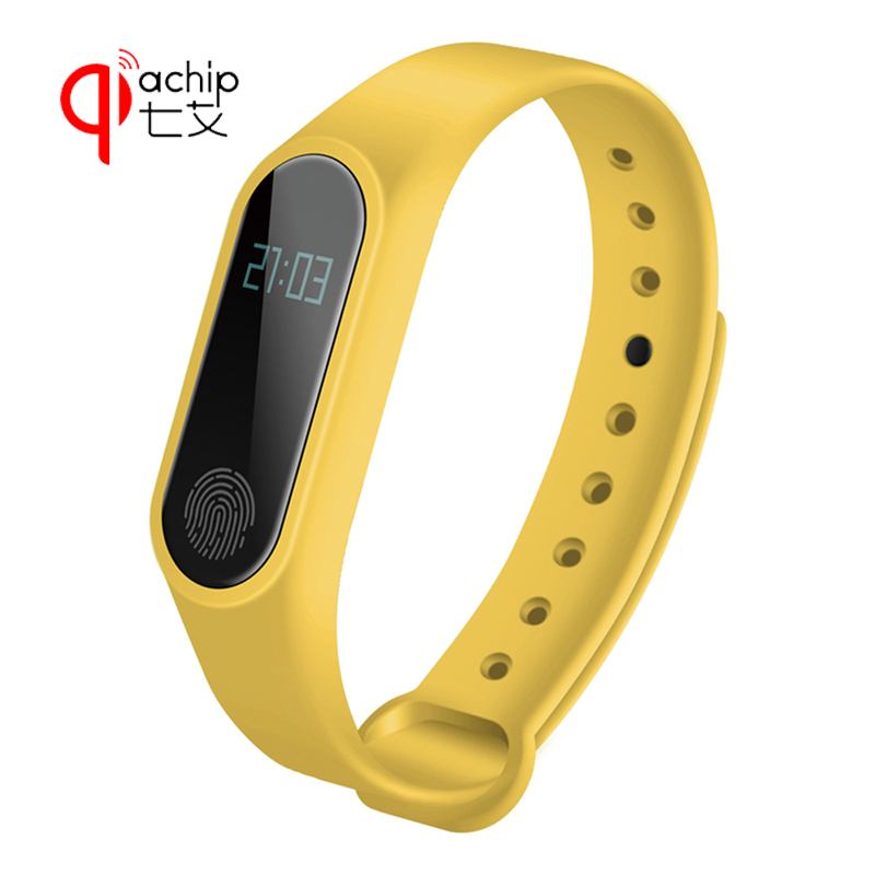 M2 Bluetooth Smart Band Herz Rate Smartband Fitness Tracker Smart Armband Armband für Android iOS PK Miband 2