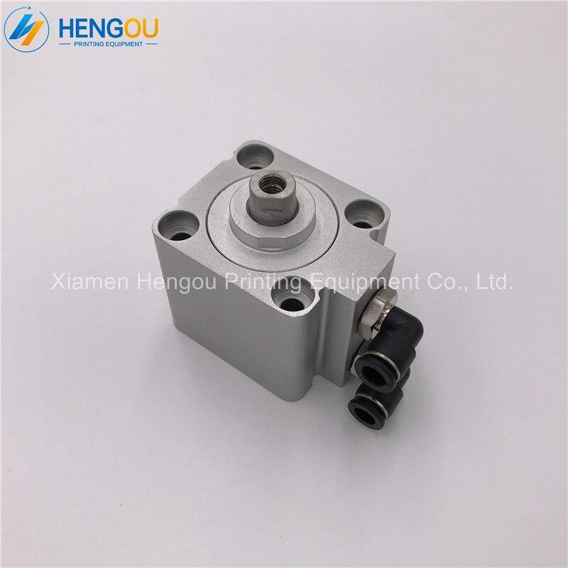 1 Piece High Quality Hengoucn SM102 CD102 PM74 SM74 Printing Machinery Pneumatic Cylinder D32 H10 00.580.46151 Piece High Quality Hengoucn SM102 CD102 PM74 SM74 Printing Machinery Pneumatic Cylinder D32 H10 00.580.4615