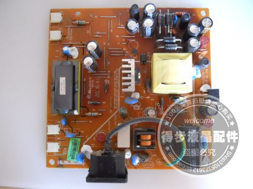 Free Shipping>Original HannsG Hanns HW191A power board TJ777 VP-775 Good Condition new test package-Original 100% Tested Working free shipping 1940wcxm power board l195h0 nw999 vp 931 original 100% tested working