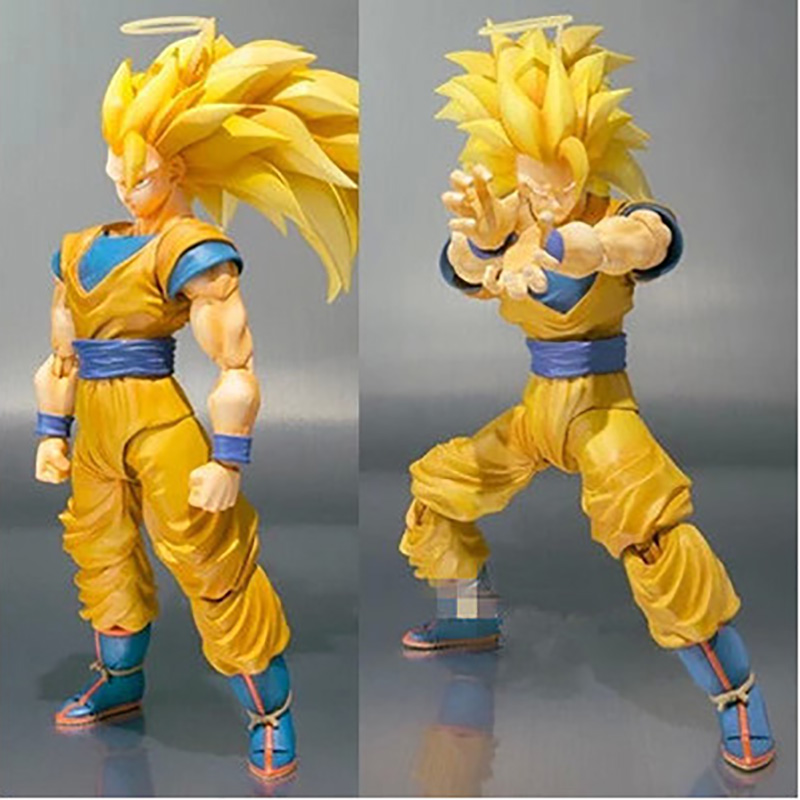 Dragon Ball SHF3 Action Figures,15CM PVC Figure Collectible Toys, Action Figures Statue, Anime Figure Figurines Kids Toys lps pet shop toys rare black little cat blue eyes animal models patrulla canina action figures kids toys gift cat free shipping