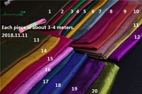 Silk dupion fabric double color dye yarn dupion silk fabric order end big sale dress coat fabric