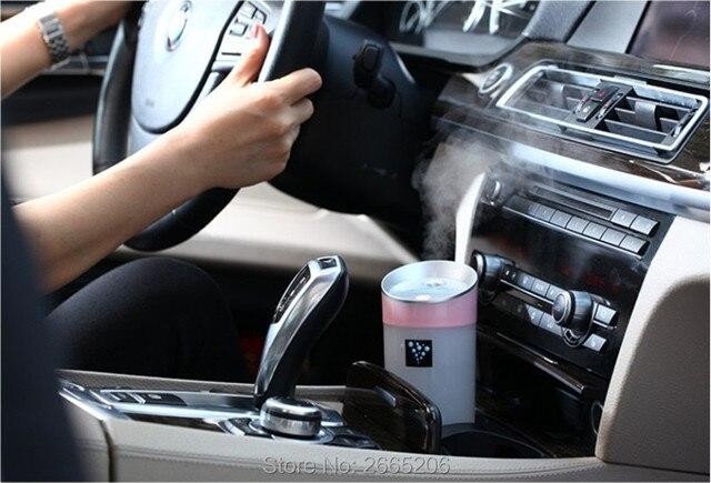 300 ml mini usb voiture humidificateur de voiture de maison de style