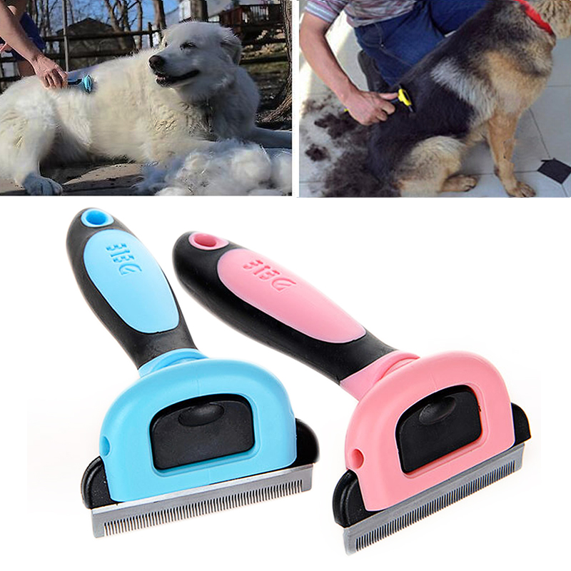 New Pet Dog Cat Hair Trimmer Grooming Clipper Hair Remover Shaving