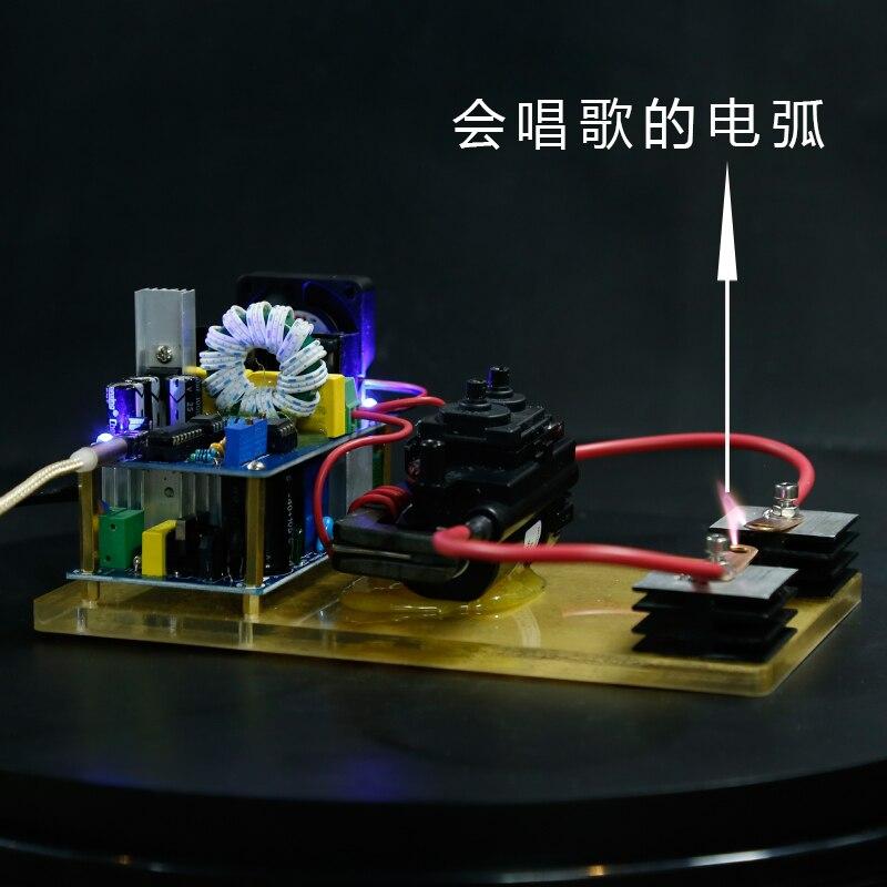 Acoustic Plasma Speaker Plasma Audio Classic TL494 Plasma Sound Single High Power kaish black p90 high power sound neck
