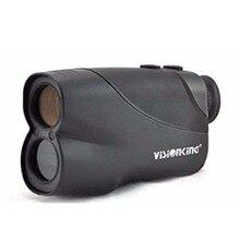Wholesale prices Visionking 6×25 BAK4 Laser Range Finder Light Monocular Scope 800 m 900 Yard Distance Telescopes For Golf/Hunting Rangefinder