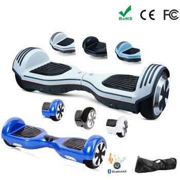 Patín eléctrico por la borda, patinete eléctrico, Scooter Eléctrico, Trottinette, eléctrico, Hoverboard, Bluetooth, opcional