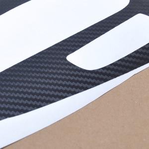 Image 3 - Beler新1pc車スタイリング炭素繊維パネルギアシフト保護カバーのためにシボレーholden malibu 2012 2013 2014 +