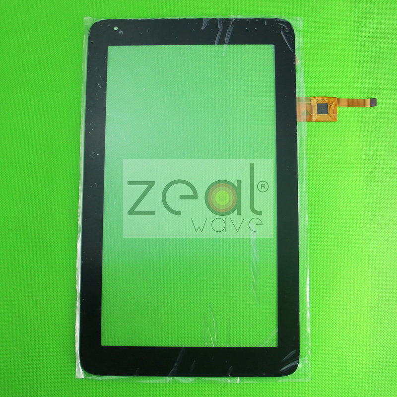 Free Shipping + Tracking NO Black Color 10.1 inch Tablet MID Capacitive Digitizer Glass Replacement TOPSUN_F0001_A1 Touch Screen free shipping mimco classico mid pouch claret color