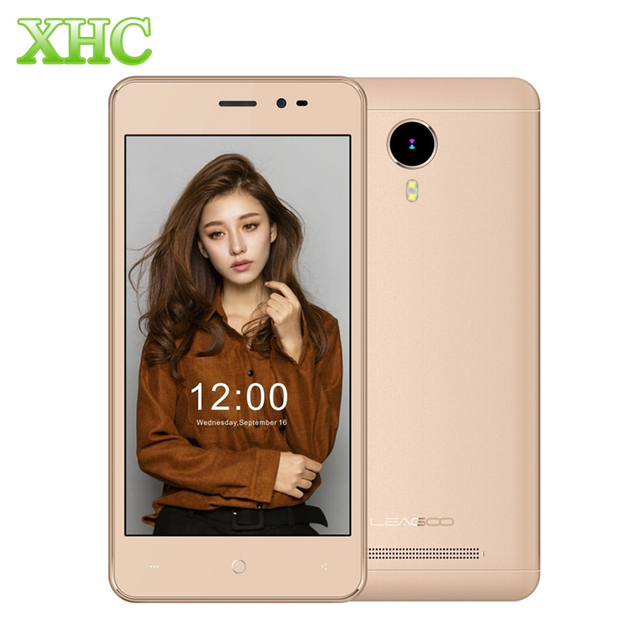 LEAGOO Z5 Lte 8GB FDD LTE 4G 5.0 inch Android 5.1 MTK6735WM Cortex A7 Quad Core 1.0GHz RAM 1GB 2300mAh Battery Mobile Phone