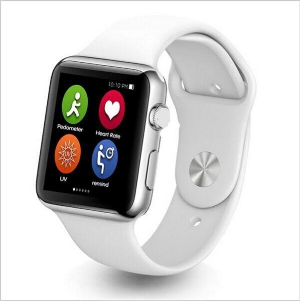 High quality Bluetooth font b Smart b font Watch MTK2502C IWO Generation waterproof sports SmartWatch IWO
