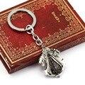 10pcs/lot  New Assassins Creed Logo Jewelry Metal Keychain Pendant Key Chain Chaveiro Key Ring 3 style