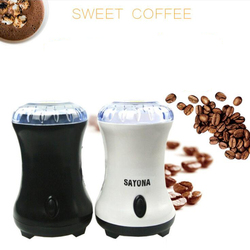 220V 70g elektryczny młynek do kawy ostrza ze stali nierdzewnej fasoli Mung żółty fasoli żywności ziół młynek do użytku domowego maszyna do mielenia