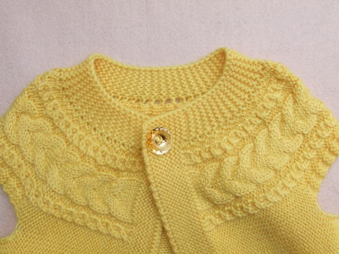 15cd8205285f sleek 0ded9 673a6 knitting child vest hand knit child cardigan ...