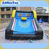 Inflatable Basketball Game Hoop,Inflatable Hoop Game
