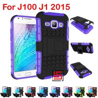 Armor Rugged Hybrid Hard PC TPU Soft ShockProof Holder Stand Phone Case Shell Caso Cover For