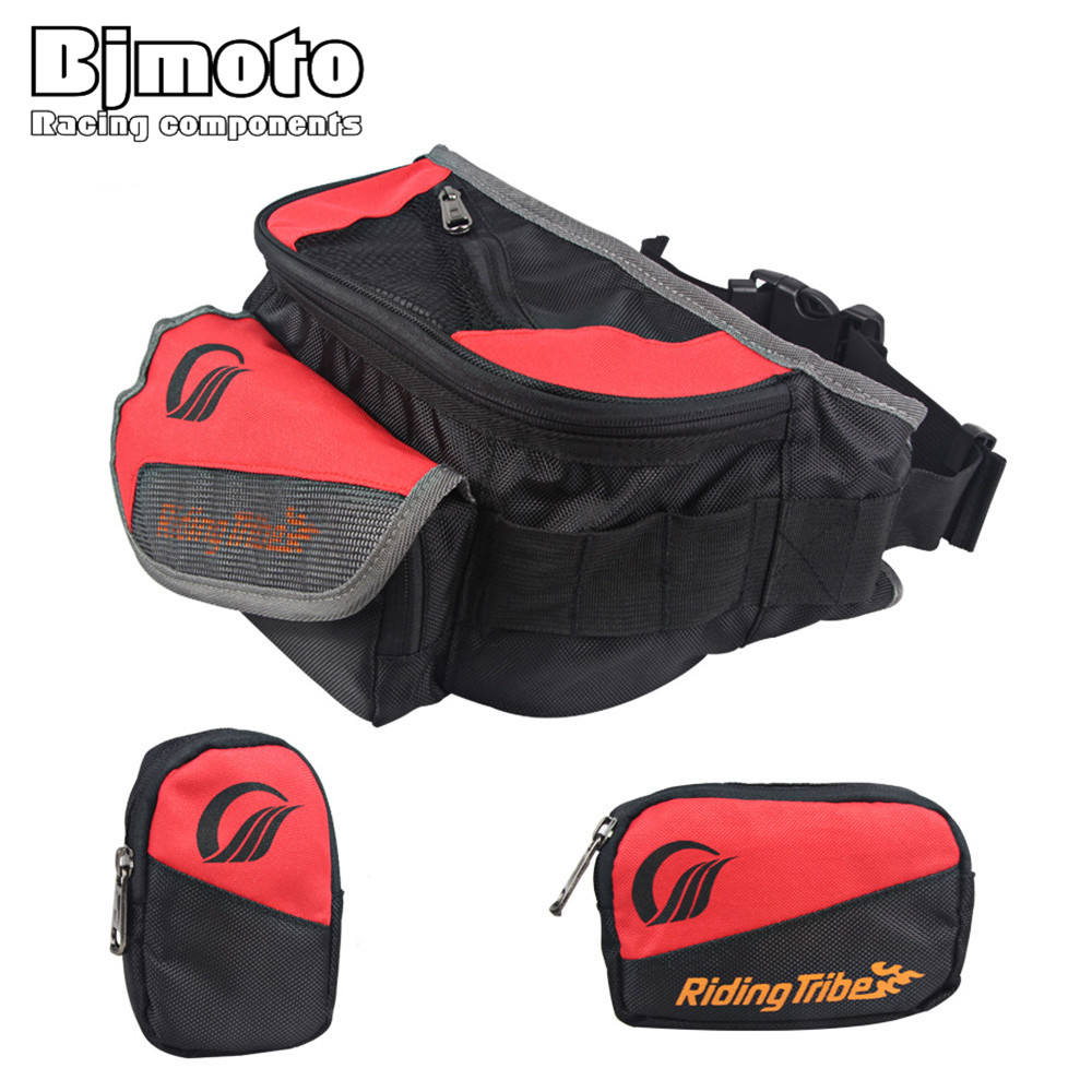 Riding Tribe Back Bicycle Bike Cycling Saddle Outdoor Pouch Motorcycle Bags Fanny Pack W ...